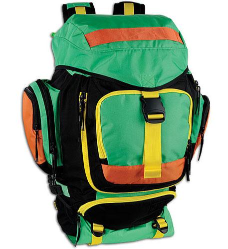 nike sb backpack yellow