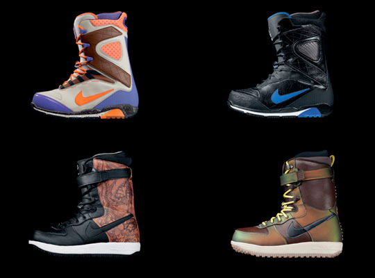 super popular bc1bd 10498 on sale Nike Snowboarding Fall Winter 2009 Collection Highsnobiety