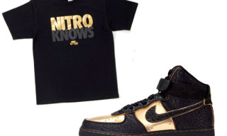 Nike Sportswear x Nitro Microphone Underground 10th Anniversary Pack | Air Force 1 And T-Shirt