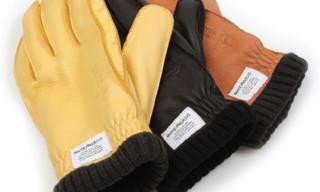 Norse x Hestra Deerskin Gloves