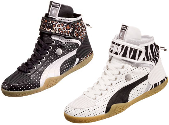 Puma by Miharasuhiro Fall/Winter 2009 Footwear | High Tops ...