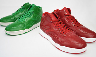 Reebok Fall/Winter 2009 Reverse Jam Mid