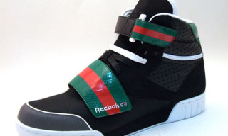 """Reebok x mita Sneakers Ex-O-Fit Hi S.G. Strap """"Gucci"""""""