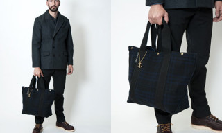 "Rogues Gallery ""Gallery"" Wool Bag"