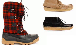 Rugby by Ralph Lauren Fall/Winter 2009 Shoes