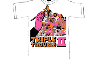 "So_Me x Cream x 2Shy ""Triple Trouble II"" T-Shirt"