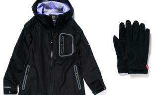 Stussy x Afdicegear Jacket and Gloves
