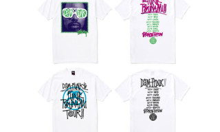 Stussy x Stones Throw Dam Funk T-Shirts