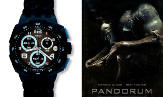 "SWATCH/Pandorum ""Lost In Time"" Giveaway"