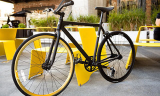 The Standard x SE Racing PK Ripper Fixed Gear Bike