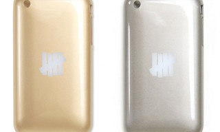 Undefeated iPhone 3G Cases | Gold and Silver