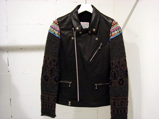 Undercover Fall Winter 2009 Quot Maya Quot Biker Jacket Highsnobiety