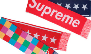 uniform experiment x Supreme Supporter Muffler