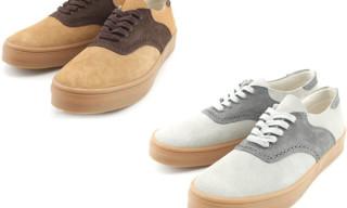 Vulture Saddle Sneaker