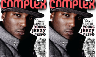 Young Jeezy x ESPO | Complex October/November 2009 Issue