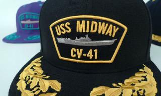 5&A Dime x 7Union Midway Cap