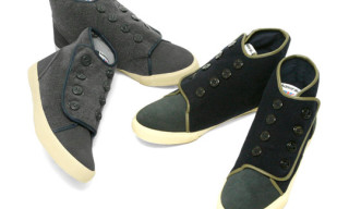 Admiral Fall/Winter 2009 Navy Sneakers