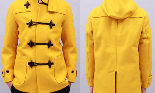 Bedwin Fall/Winter 2009 Hooded Duffle Coat