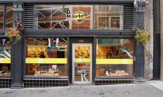 Dr. Martens Seattle Pop-up Shop