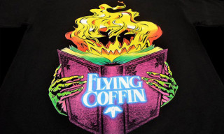 Flying Coffin Halloween 2009 T-Shirt