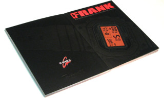 Frank151 x G-Shock Book