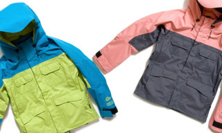 Lowe Alpine x Voyage by Waste(twice) GORE-TEX Mountain Jacket