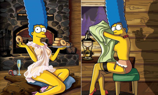 Marge Simpson for Playboy | A Closer Look