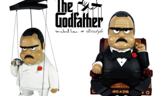 "Michael Lau x MINDstyle ""The Godfather 2.0"" & ""The Godfather Classic"""