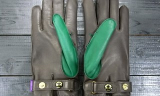 NEXUSVII® x Dents Leather Glove