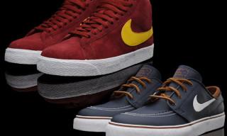 Nike SB November 2009 Releases | Stefan Janoski, Blazer, Harbor