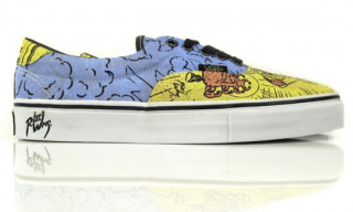 Robert Williams x Vans Vault Era for DQM | A Closer Look