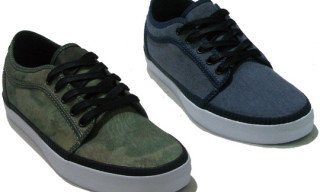 "Vans Syndicate ""A LA VIE/LAND"" Chukka Low"