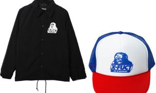 XLarge x FUCT X-FUCT Coach's Jacket & Cap