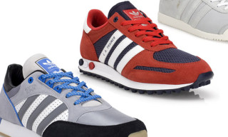 adidas Consortium City Series | Undefeated LA Trainer, Bodega Boston Super, Sole Service Oslo