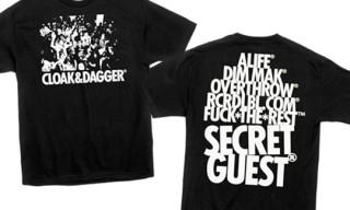 """Alife x Dim Mak """"Cloak & Dagger"""" T-Shirt"""