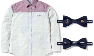 BBC/Ice Cream Fall/Winter 2009 Collection | New Shirts and Bow Ties