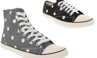 Tretorn x Comme des Garcons Polka Dot Sneakers