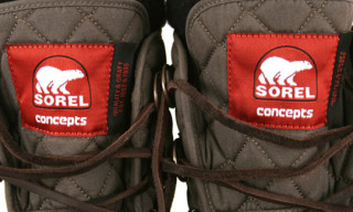 Concepts x Sorel Boot Teaser