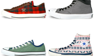 Converse Japan November 2009 Releases