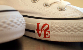 "Converse x Robert Indiana ""Love"" Chuck Taylor Pack"
