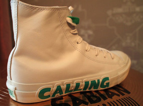 Converse x The Clash Spring 2010 Footwear. By David Fischer in Sneakers   Oct 23 32fb6b9da