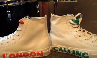 Converse x The Clash Spring 2010 Footwear