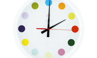 Damien Hirst Large Spot Clock by Other Criteria