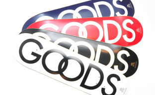 GOODS Fall/Winter 2009 Skate Decks