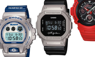 G-Shock Limited Releases | Redman, Mr. Cartoon, Todd Jordan