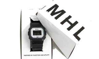 G-Shock x MHL DW-5600