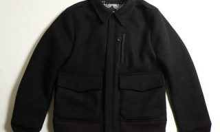 Head Porter Plus Fall/Winter 2009 A-2 Jacket