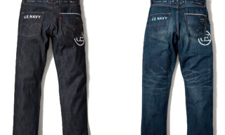 Levi's Fenom x uniform experiment Denim