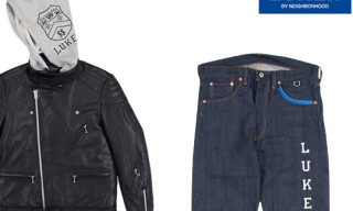 Luker by Neighborhood Fall/Winter 2009 Collection | Levi's Denim, Dickies Work Pant & More