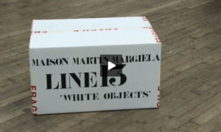 Maison Martin Margiela White Objects Video